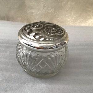 Vintage Avon powder jar